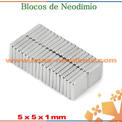 ímãs de blocos NdFeB