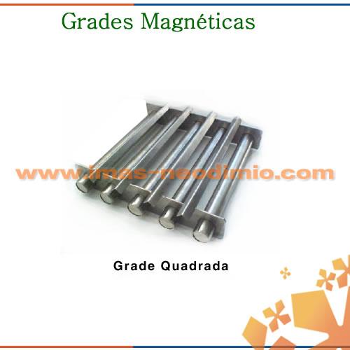 grade magnética semi-automática