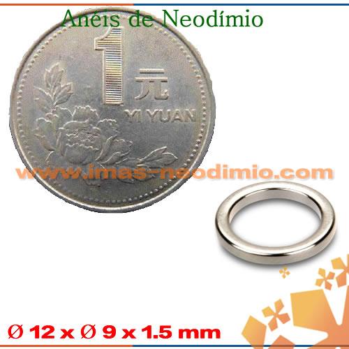 tubos de neodímio NdFeB