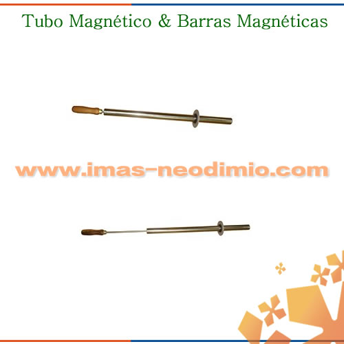 barras magnéticas equipamentos magnéticos