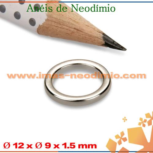 NdFeB anel ímãs