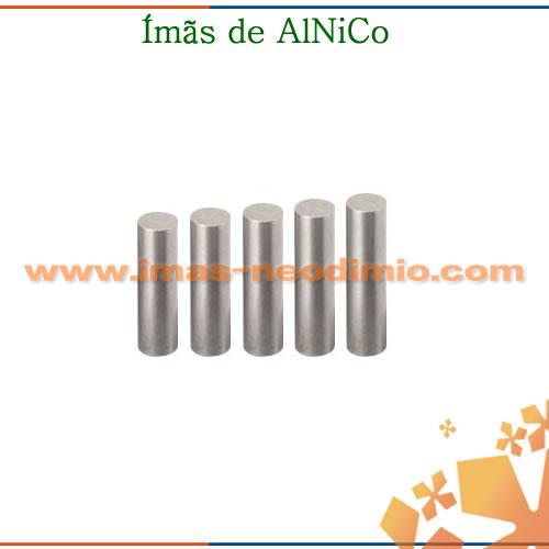 barras de AlNiCo