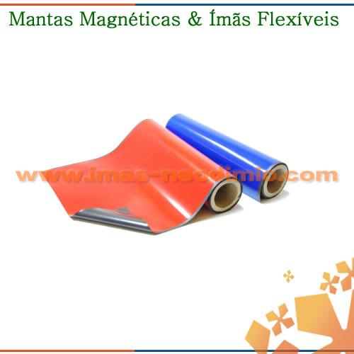 ímã flexível imaflex