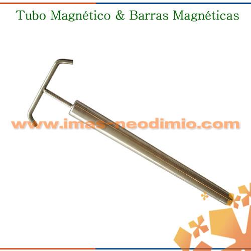 tubo magnético