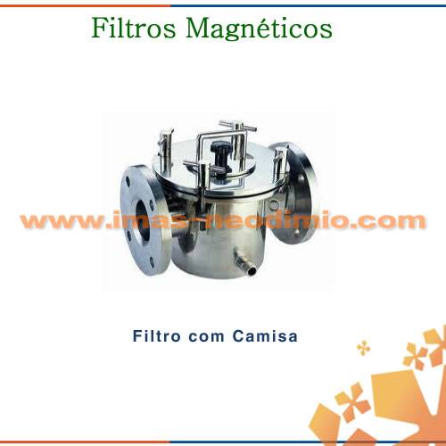 filtros magnéticos ímãs de terras raras