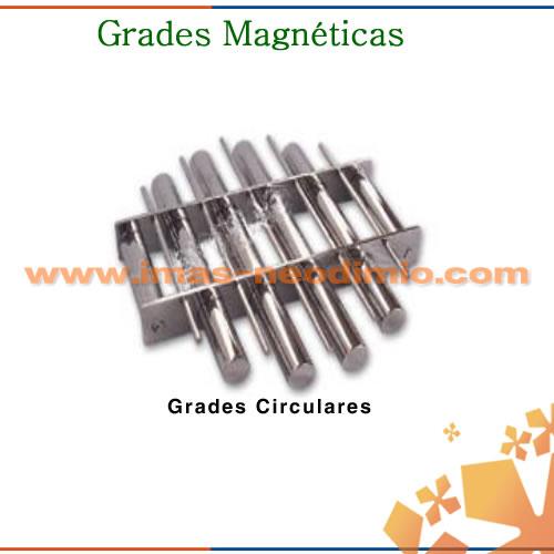 grade magnética limpeza