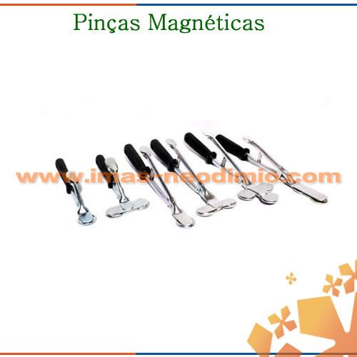 pinças magnéticas NdFeB imãs
