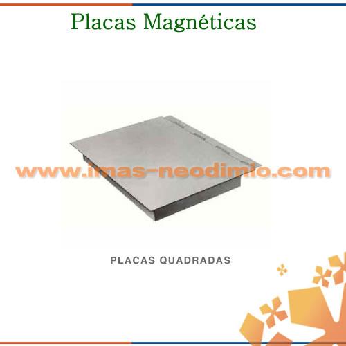 placas magnéticas