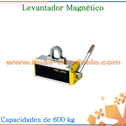 levantadores magnéticos permanente