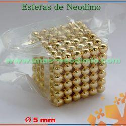 neocube 216pcs esferas