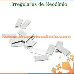 NdFeB irregulares