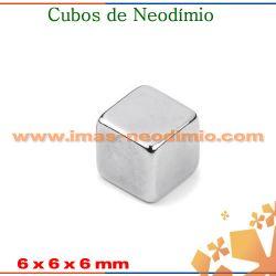 imãs em neodimio cubo