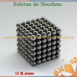 neocube 216 imãs NdFeB
