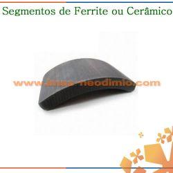 ímã permanente cerâmica para sensores