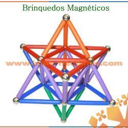 brinquedos magnéticos