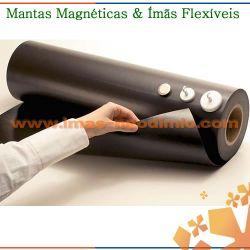 manta magnética vinílica
