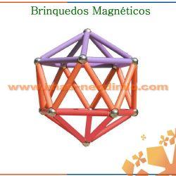 magnético construção de brinquedos
