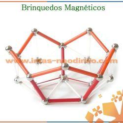 brinquedo enigma magnético