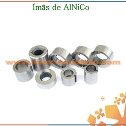 ímãs anéis de AlNiCo