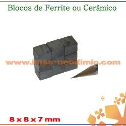 ferrite blocos