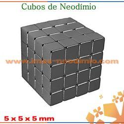 cubo magneto de neodímio