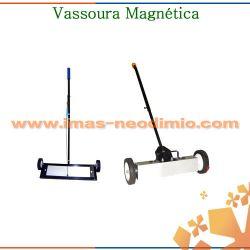 vassoura magnética