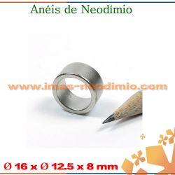 tubos de neodímio ferro boro