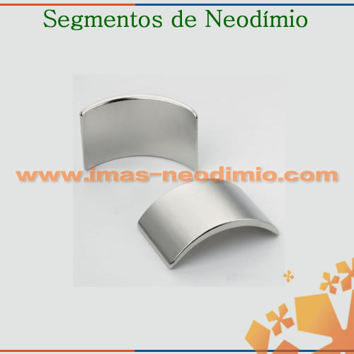 ímãs de permanentes neodímio arcos