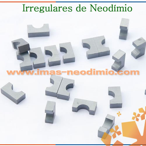 complexos de NdFeB