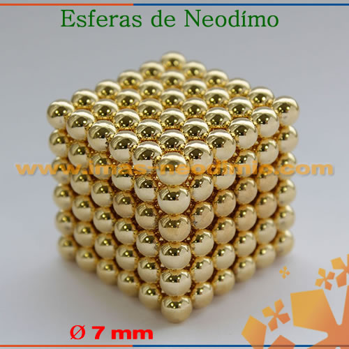 esferas magnéticas