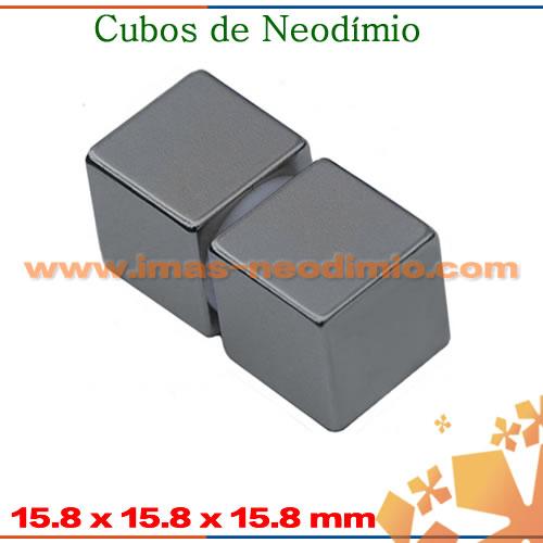 cubo magnética em neodímio