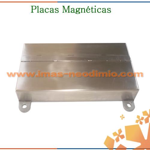 placa magnética