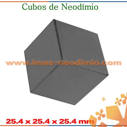 ímãs de neodímio cubo,