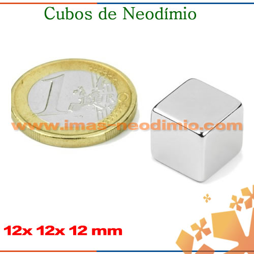 neodímio cubo
