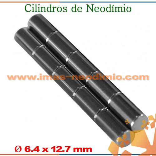 barras de neodímio cilindros