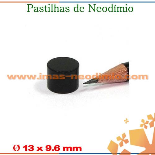 pastilha magnético neodímio